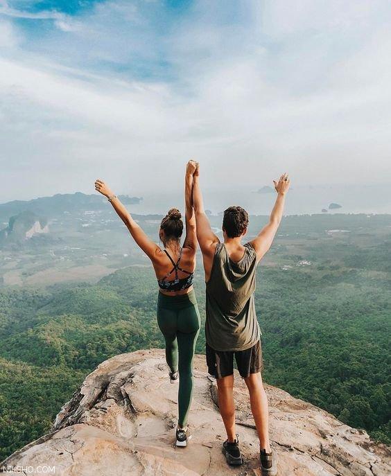 تاثیر مثبت مسافرت در حل مشکلات زوج ها