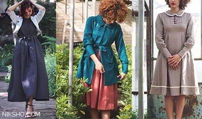 مدل مانتو و لباس زنانه ایرانی از برند هانه