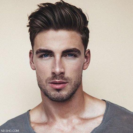 مدل مو مردانه کوتاه و بلند مد سال 2021 99