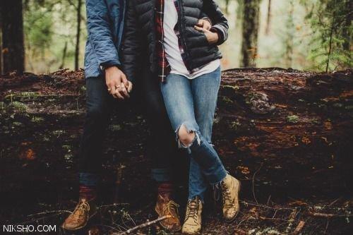 عکس های عاشقانه دونفره تاپ مخصوص رمانتیک ها