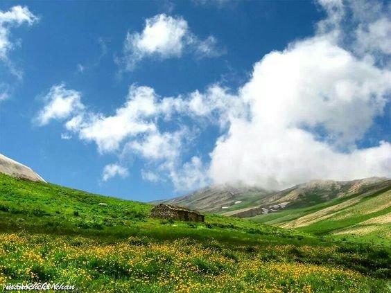 سفر به جواهرده بهشت رویایی و بی نظیر در مازندران