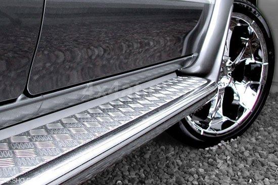 امکانات جذابی که فقط در خودروهای شاسی بلند وجود دارد