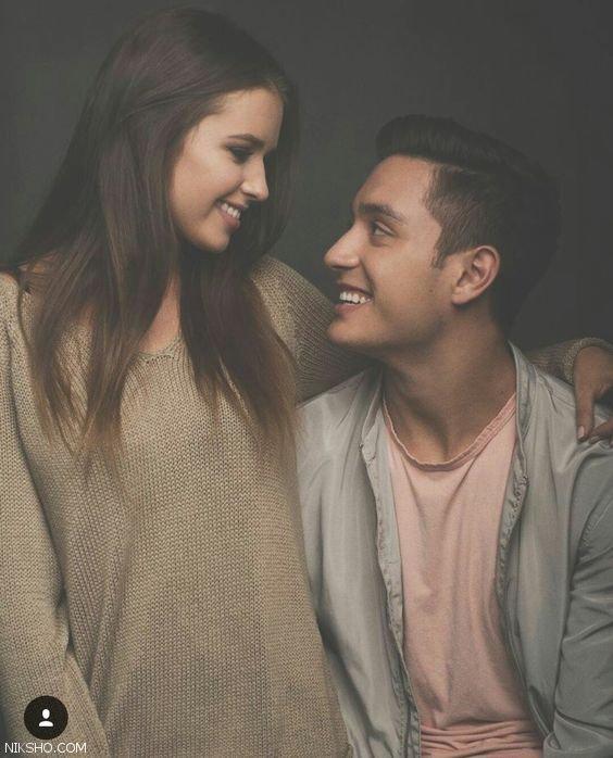 عکس های عاشقانه دختر و پسر زوج های تاپ