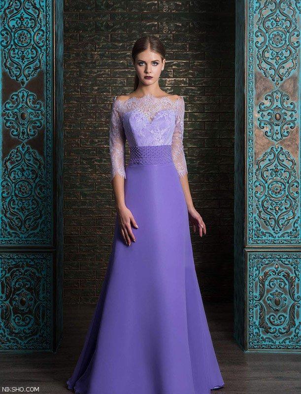 مدل لباس مجلسی زیبا و شیک از برند nika 2020