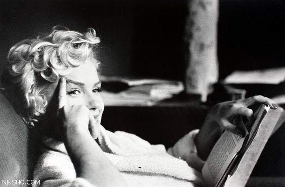 مرلین مونرو اولین کسی که عکس های برهنه اش را منتشر کرد