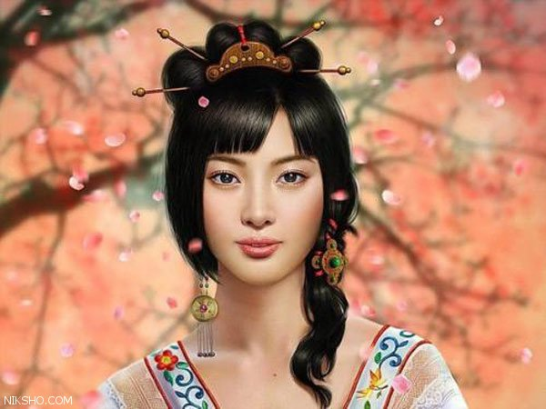 راز جذابیت و جوانی زنان چینی زیبا را بدانید