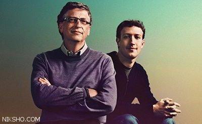 روند تحول رده سنی کارآفرین های بزرگ جهان