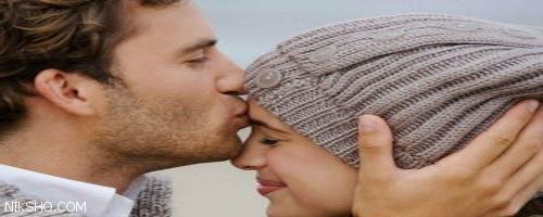 با انواع مختلف بوسه و معنای آن ها آشنا شویم