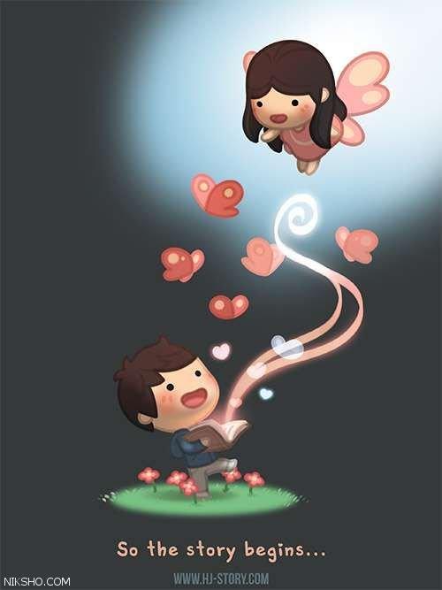 عکس های عاشقانه دختر و پسر رمانتیک و جذاب