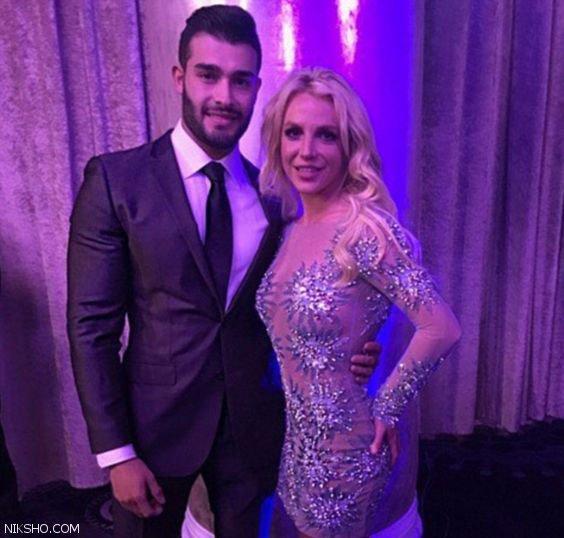 بریتنی اسپیرز از پسر ایرانی سام اصغری باردار شد