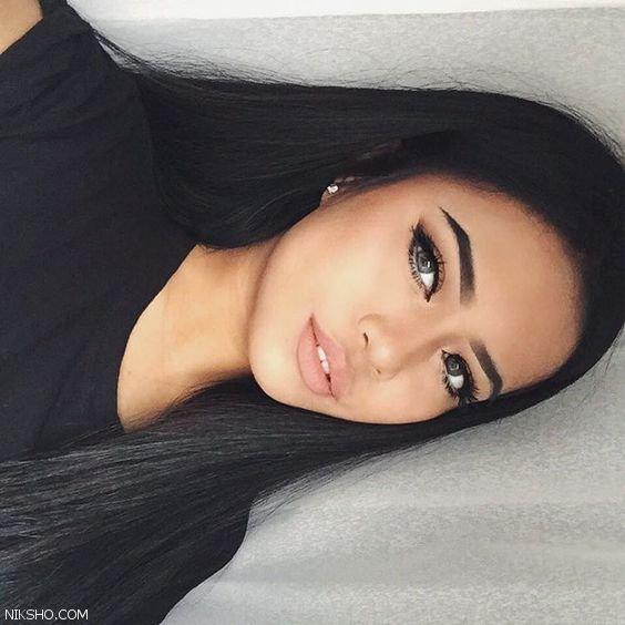 مدل آرایش دخترانه زیبا و جذاب ویژه سال 99