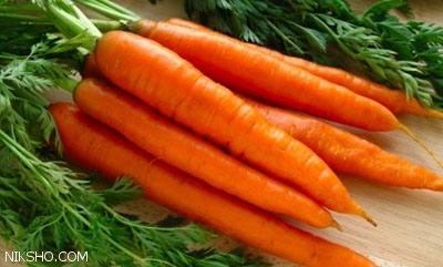 معجزه هویج برای زیبایی و درخشندگی پوست شما