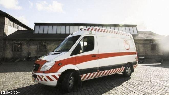 آمبولانس ویژه رابطه جنسی در کشور دانمارک
