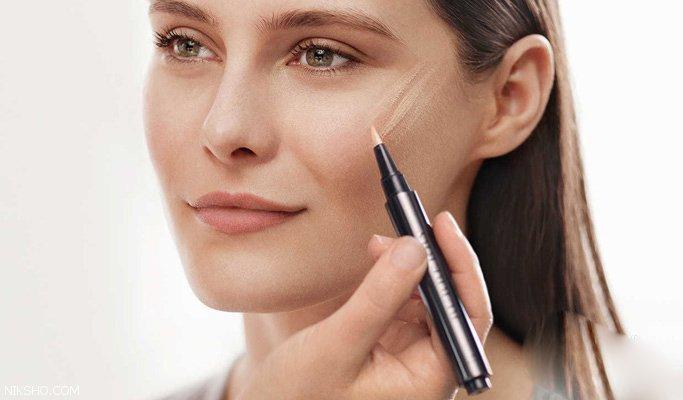 کانسیلر معجزه آرایشی برای پوشانندگی پوست