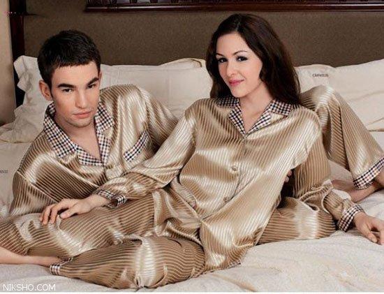 ست لباس خواب عروس و داماد | مدل های جدید 2020