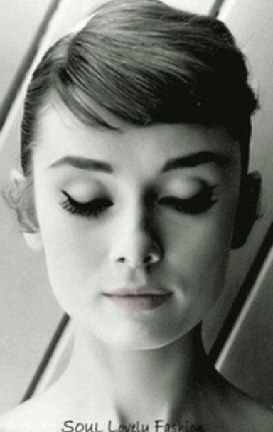 عکس های آدری هپبورن زیباروی معصوم هالیوودی