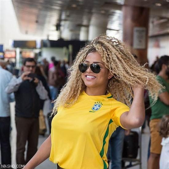 کریس رونالدو و رابطه جدید با سوپر مدل برزیلی +عکس