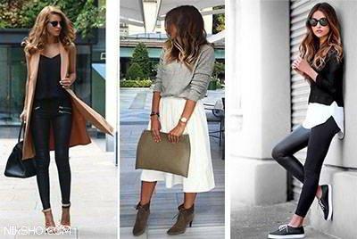 ست لباس زنانه استایل خیابانی شیک ویژه 2021