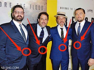 باز گذاشتن دکمه پایین کت مردانه نکته مهم مد برای مردان