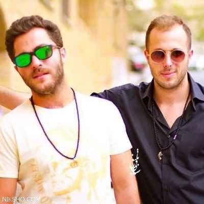 همراه با برادران خواننده آرش AP و مسیح عدل پرور