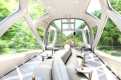 سفر رویایی با لوکس ترین قطار جهان