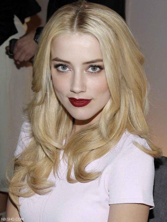 مدل آرایش لب مناسب برای پوست روشن