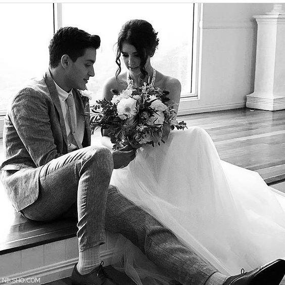 جس و گابریل زوج عاشق و مدل های معروف در اینستاگرام
