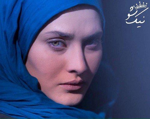 عکس های ساناز سعیدی بازیگر زیبای ایرانی +بیوگرافی