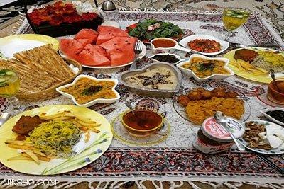 زمان افطار تا سحر این مواد غذایی را بخورید