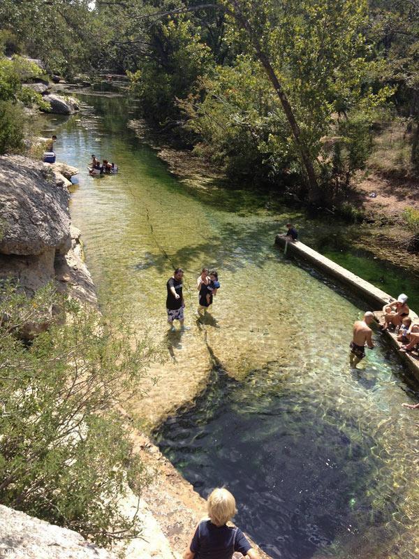 سفر پرهیجان به چاه یعقوب در ایالت تگزاس