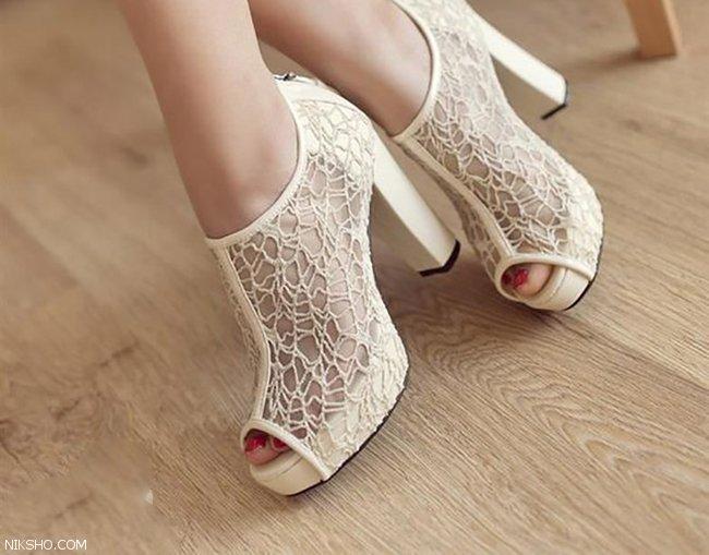 جذاب ترین مدل های کفش عروس برای یک شب به یاد ماندنی