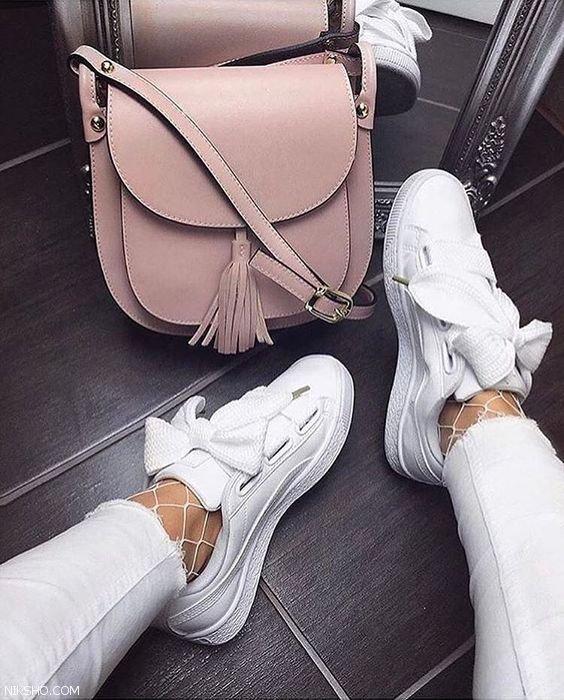 جدیدترین مدل های کفش اسپرت زنانه که مد امسال هستند