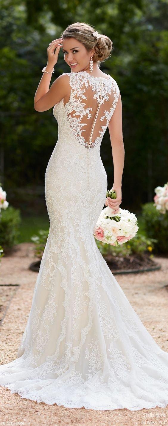 کامل ترین کلکسیون مدل لباس عروس اینجاست