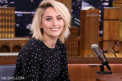 پاریس جکسون دختر زیبای مایکل جسکون در دنیای بازیگری