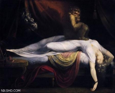 ارائه روش جدید برای درمان بختک در خواب