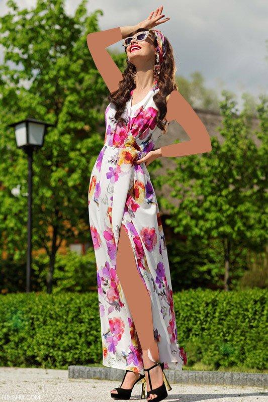 مدل لباس مجلسی تابستانی برند Lyushe