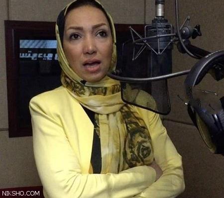 این زن گوینده مشترک مورد نظر ایرانسل است