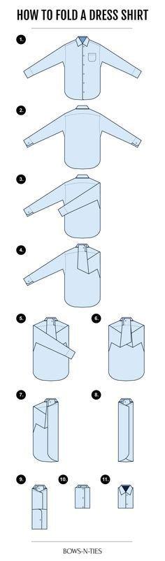 آموزش تصویری تا زدن پیراهن