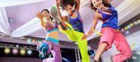 درباره ورزش زومبا رقص همراه با ورزش شاد