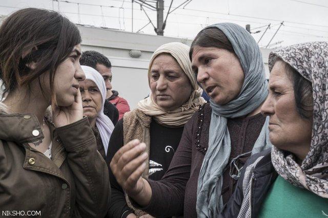 زنان ایزدی از تجاوز به یک نسل سخن می گویند