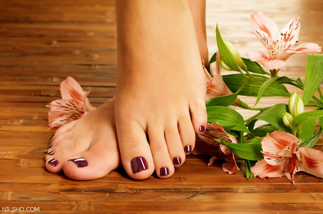 داشتن پاهای زیبا و جذاب با این روش های موثر