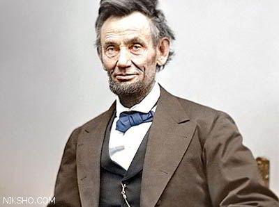 جملات فوق العاده تاثیرگذار از آبراهام لینکلن