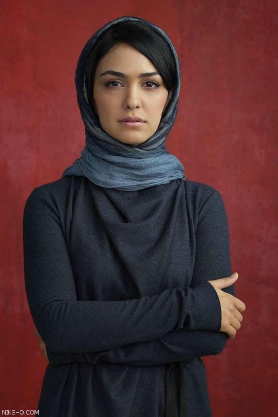 همراه با نازنین بنیادی بازیگر ایرانی هالیوود +عکس