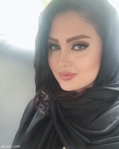 مائده محمدی مدل زیبای ایرانی و همسرش +عکس