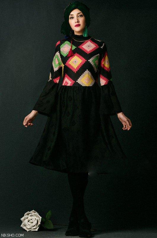 مدل مانتو ایرانی با طراحی جدید تابستان 98