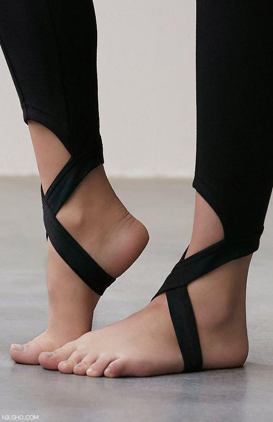 مدل های لگ زنانه اسپرت مناسب برای باشگاه
