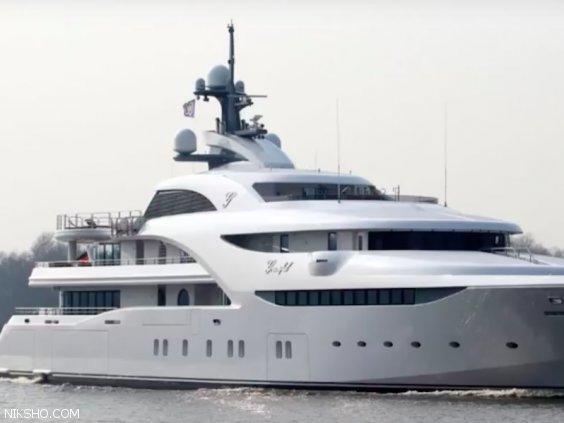 آیا ولادیمیر پوتین پولدارترین مرد جهان است؟