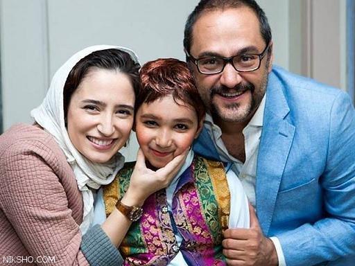 حضور سحر دولتشاهی همسر سابق رامبد جوان در خندوانه!