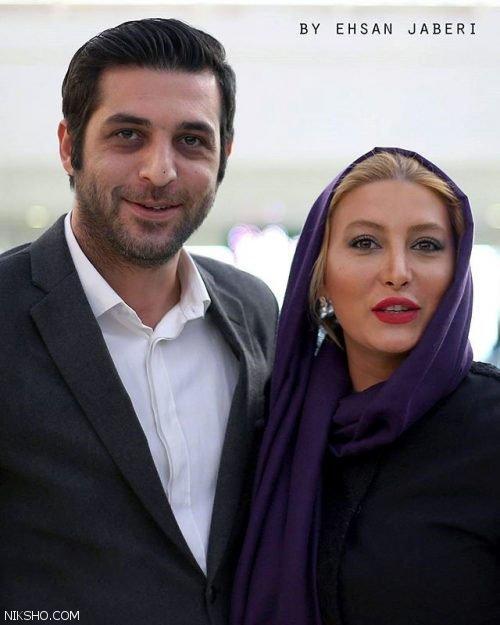 فریبا نادری برای بار دوم ازدواج کرد +عکس همسر