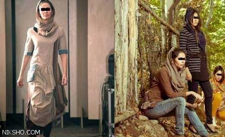 ارسال عکس لختی برای انتخاب بهترین دختر شیراز +عکس
